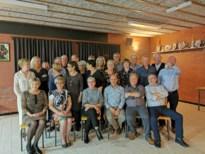 Actieve reünie club 54 Paal en Tervant