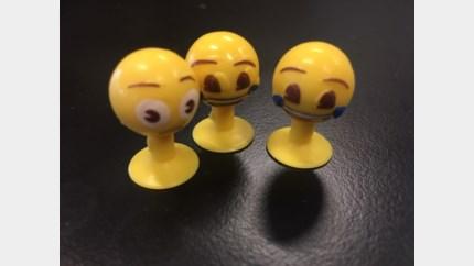 Helft Limburgse ALDI's zit zonder emoji's