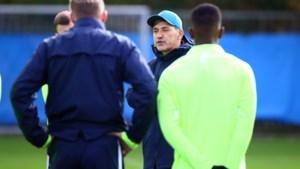 """Felice Mazzu: """"Met vijf verdedigers? Alle opties liggen open"""""""