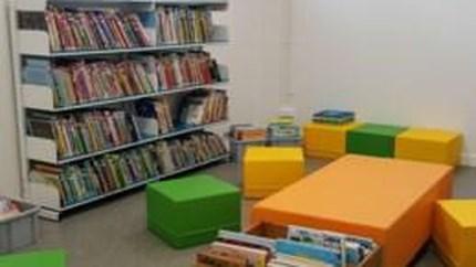 Nieuwe bibliotheek krijgt onderdak in school