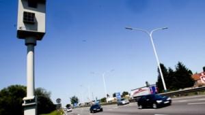 Meer snelheidsboetes, maar minder zware overtredingen in Limburg