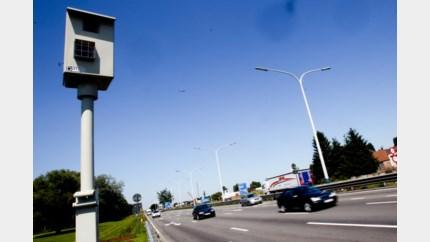 Meer snelheidsboetes, minder zware overtredingen