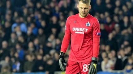 Club Brugge-spelers proberen lessen te trekken uit afstraffing
