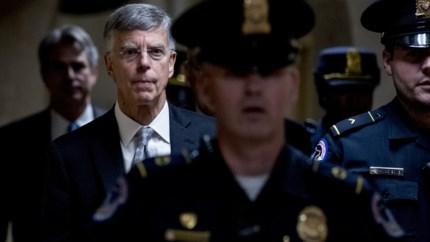 Ambassadeur legt belastende verklaring af in impeachment-onderzoek tegen Trump