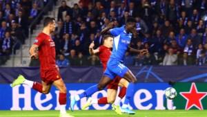 """Onze spelersbeoordeling na KRC Genk - Liverpool: """"Onuachu was kopbalsterk en had goeie voeten"""""""