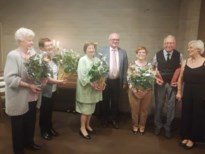 Neos Lommel huldigt 80- en 90 jarigen op hun herfstfeest