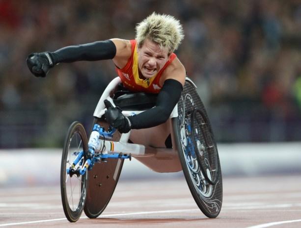 'Wielemie', de rolstoelatlete die heel Vlaanderen inspireerde