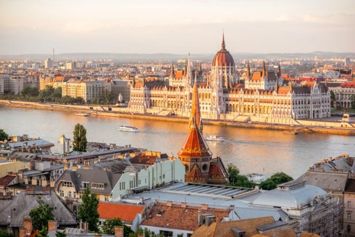 Neonazi's vallen liberaal cultureel centrum aan in Boedapest