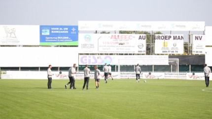 Liverpool traint bij derdeprovincialer FC Veldwezelt