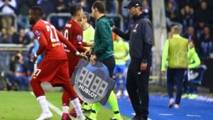 LIVE. Moedig KRC Genk verliest van Liverpool met 1-4