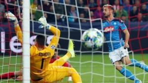 """Dries """"Armando"""" Mertens scoort 115e goal voor Napoli en evenaart Diego Maradona"""