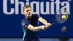David Goffin klopt Marin Cilic en doet goede zaak met het oog op de Masters tennis