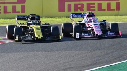 Renault gediskwalificeerd na Japan