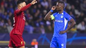 Genkse krijgers gaan strijdend ten onder tegen Liverpool
