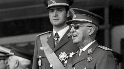 Spaanse oud-dictator Franco wordt vandaag opgegraven