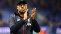 """Jürgen Klopp zag Liverpool een uur lang zwoegen tegen Genk: """"Tot tweede goal bleef het spannend"""""""