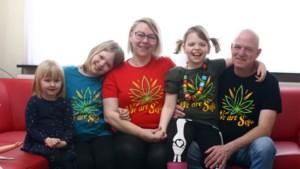 Vader Sofie organiseert benefiet om rechtszaak voor legalisering medicinale cannabis te financieren