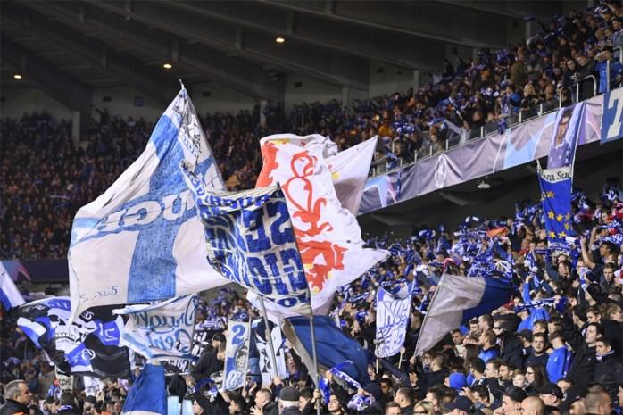 Boete voor supporter die obscene banner van Origi uithing
