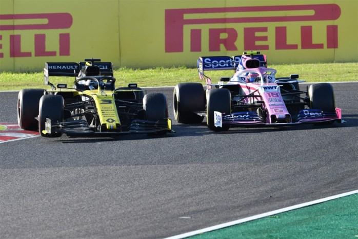 Renault niet in beroep tegen de diskwalificatie in Japan