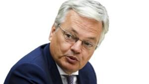 """Reynders: """"Grote meningsverschillen binnen NAVO, maar we praten"""""""
