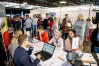 Ruim duizend bezoekers voor jobbeurs in Hasselt