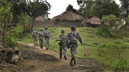 """""""Bewijzen voor oorlogsmisdaden van leger Myanmar tegen etnische minderheden"""""""