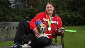 Hanne Lavreysen pakt zilver op WK