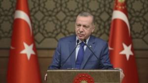 """Erdogan:""""Als het uur geslagen is, zullen we de deuren naar Europa openen"""""""