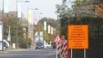Nog drukker op Leopoldlaan in Pelt door wegenwerken