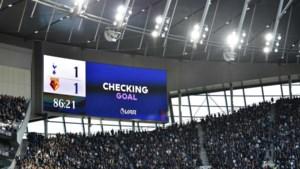 Pro League denkt na over VAR-communicatie op grote schermen
