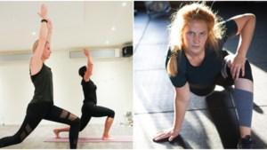 GETEST. Yoga en krachttraining in één work-out: leuk of onzin?