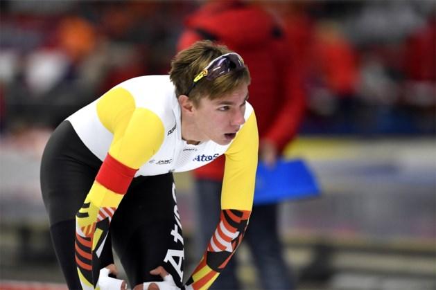 """Bart Swings is """"tevreden"""" na eerste 5.000 meter, 18-jarige Jason Suttels en Stien Vanhoutte tonen zich"""