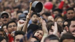 Noodtoestand in Chili wordt om middernacht opgeheven