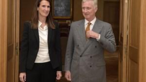 Officieel: koning benoemt Sophie Wilmès tot premier
