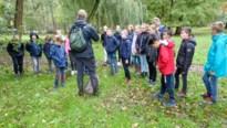 Leerlingen Klim-op Meeuwen op bezoek bij buur natuur