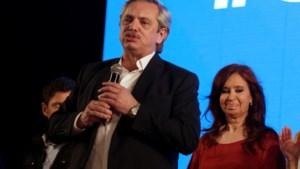 Argentinië kiest linkse Fernández als president
