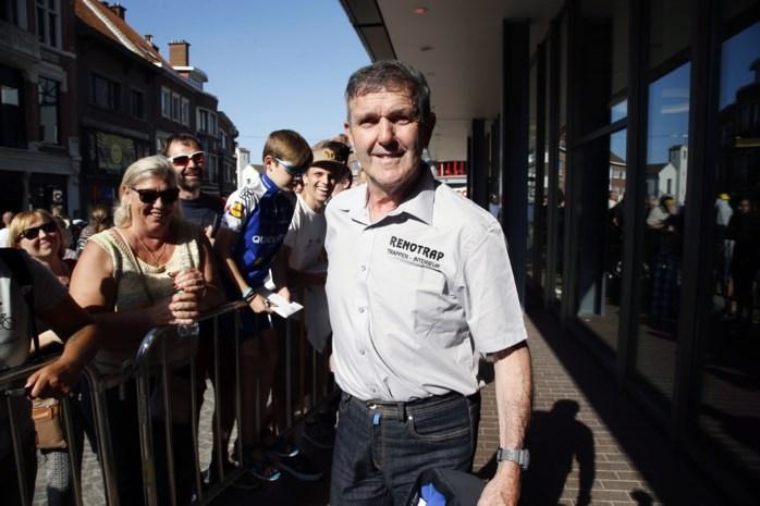 Ook Roger De Vlaeminck opgenomen in het ziekenhuis