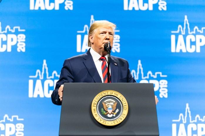 "Donald Trump: ""Ook opvolger van al-Baghdadi geëlimineerd"""
