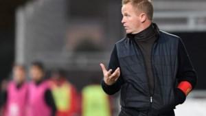 """Wouter Vrancken blikt vooruit op duel tegen 'zijn' STVV: """"De match leeft bij ons in de streek"""""""