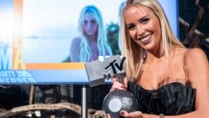 Leopoldsburgse Anouk Matton wint de Best Belgian Act Award bij MTV