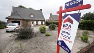 Huizen zijn meer dan drie procent duurder geworden dan vorig jaar