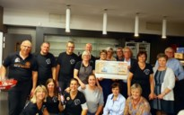VLDUMONT schenkt 1.000 euro aan KOTK-team