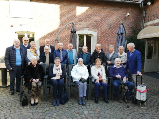 80-jarige Sluizenaren komen voor de 31ste keer samen