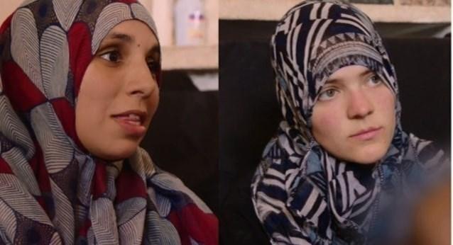 Antwerpse IS-weduwen ook in beroep veroordeeld tot vijf jaar cel