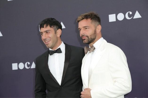 Ricky Martin en zijn man verwelkomen vierde kindje