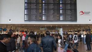 Korte stroompanne op Brussels Airport