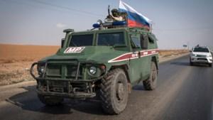 Gezamenlijke Russisch-Turkse patrouilles in Syrië beginnen vrijdag