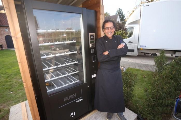 """Voormalige TVL-kok Moke opent 'Foodbox': """"Een Coca Cola-automaat voor eten"""""""