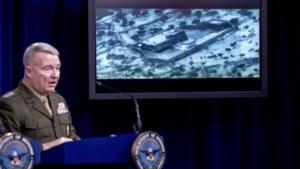 Amerikaanse leger toont beelden van aanval op ISIS-leider al-Bahdadi