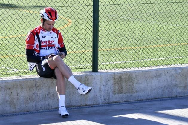 Adam Blythe en Michael Albasini stoppen met wielrennen